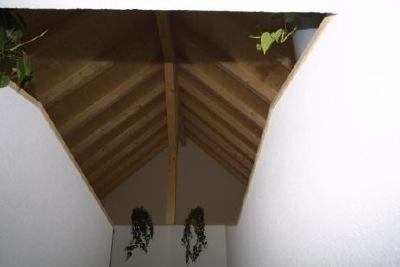 Dachkonstrucktion