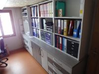 Büroregal